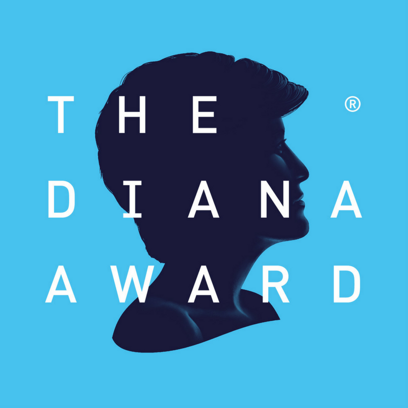 The Diana Award logo